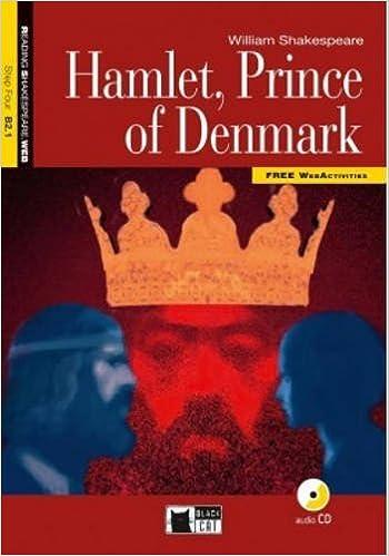 hamlet testo a fronte  Hamlet, prince of Denmark. Con CD Audio: : William ...