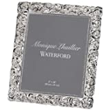 Waterford Monique Lhuillier Sunday Rose Picture Frame Collection 8x10