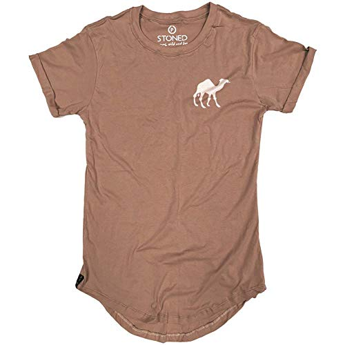 Camiseta Longline Camel - Llncamelxx-bg-03