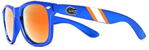 NCAA Licensed University Sunglasses in School Colors (Florida - Dame Sunglasses Notre
