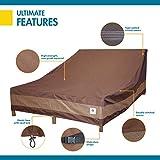 Duck Covers Ultimate Waterproof 82 Inch Double Wide
