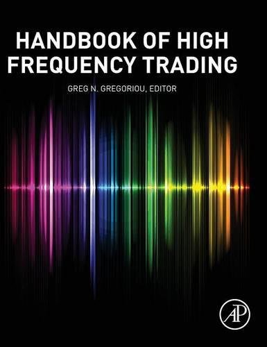 Handbook of High Frequency Trading by imusti
