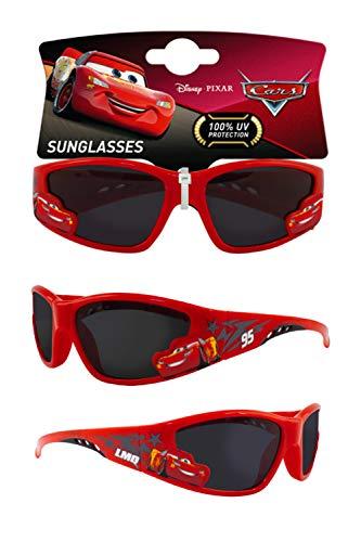 Disney Pixar Cars Lightning McQueen Childrens Sunglasses 100% UV Rating -