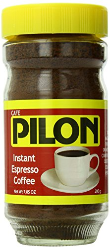 Cafe Pilon Instant Espresso Coffee, 7.05 Ounce (Pack of 12)