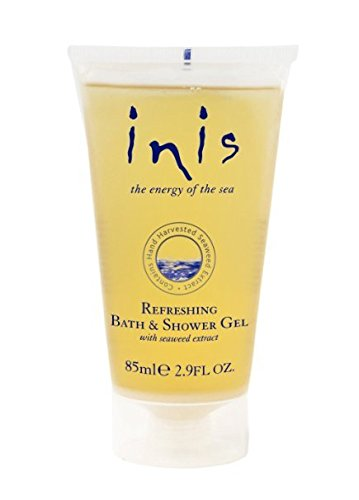 Price comparison product image Inis the Energy of the Sea Shower Gel, Travel Size, 2.9 Fluid Ounce