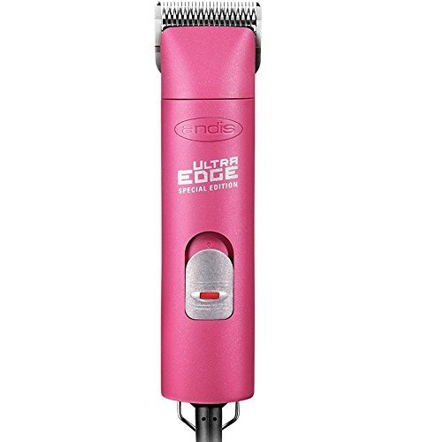 Andis 25175 Pet ProClip AGC2 Super 2 Speed Detachable Blade Clipper AGC-2 Fuchsia Pink by Andis
