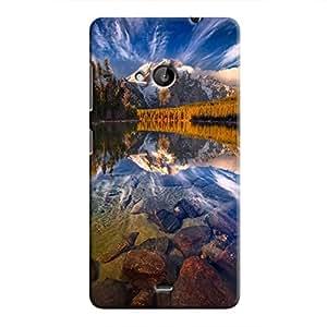 Cover It Up - Mirror Lake Lumia 535 Hard Case