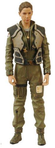 "Battlestar Galactica Diamond Select Toys Series 2 Action Figure Louanne ""Kat"" Katraine"