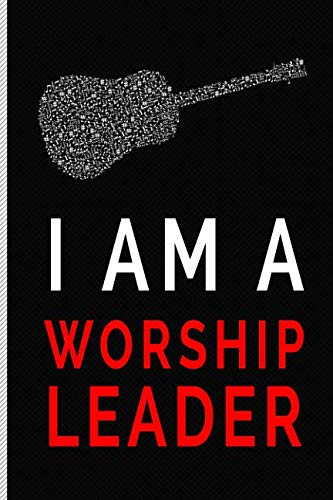 I Am a Worship Leader: Blank Line Journal