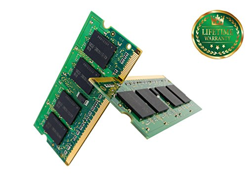 CenterNEX 4GB Memory KIT (2 x 2GB) For Acer Aspire 5516 5517 5520 5530 5530G 5532 5534 5535 5536 5538 5538G 5541 5710 5720 5730 5732. SO-DIMM DDR2 NON-ECC PC2-640