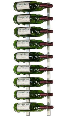 nickel wall wine rack - 2