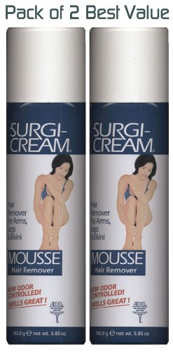 Hair Removal Mousse - 7