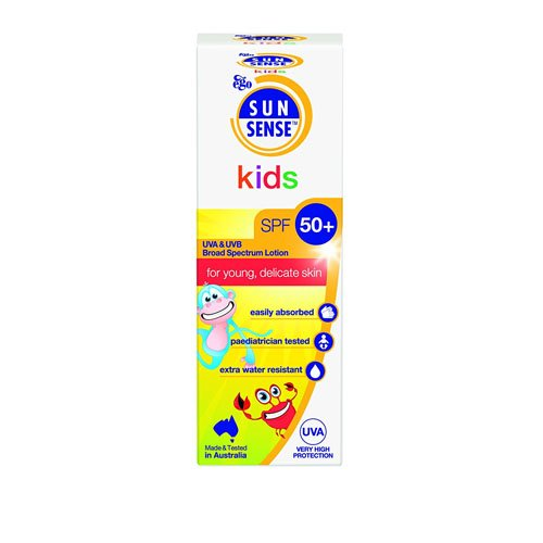 SunSense Kids Roll On with SPF50 and Sunscreen 50 ml 9314839010057