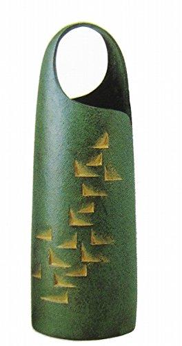馬場忠寛『陽花器』銅製 【オブジェ置物】【R1739】 B0745549CR