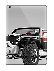 For Ipad Air Protector Case Jeep Hurricane Concept Phone Cover