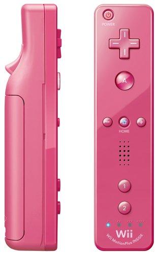 pink nintendo wii remote - 3
