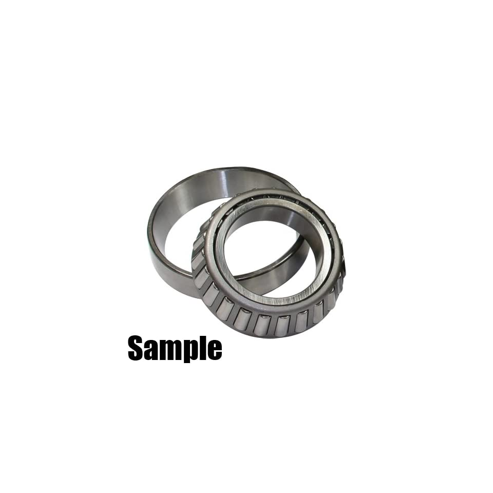 Centric 410.65001 Front Wheel Bearing