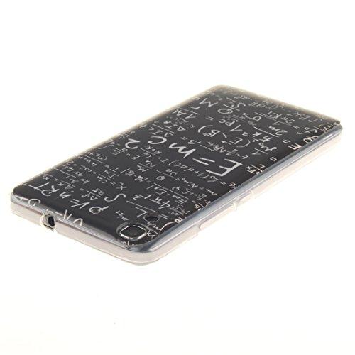 4A Motif Bord Hozor Protection Slim Huawei Scratch De Peint De Honor Couverture Arrière En Antichoc Y6 Silicone Souple Fit Cas TPU Cas Téléphone Equation Résistant Transparent XtFtpq