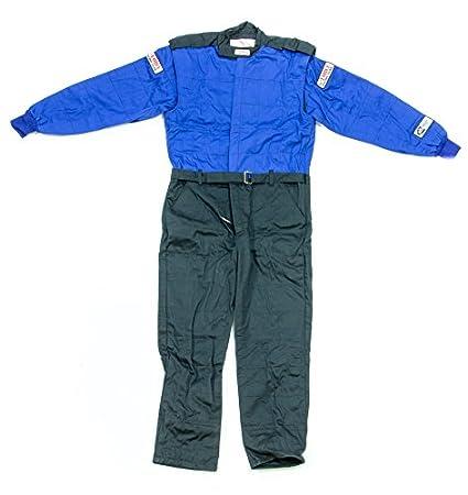 G-Force 4525MEDRD GF 525 Red Medium Multi-Layer Racing Suit