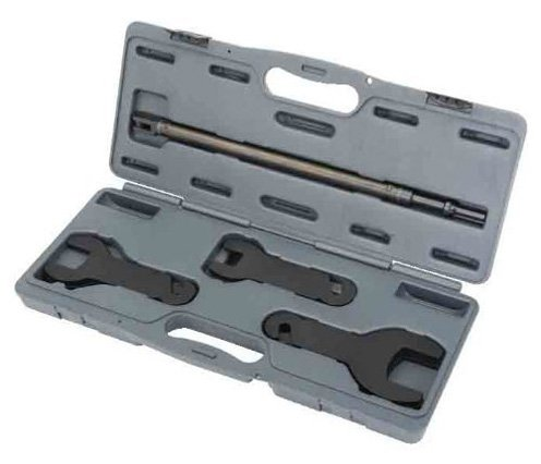 (Proto Tools JFP100 - Automotive Pneumatic Fan Clutch Wrench Set - 18 in Overall Length)