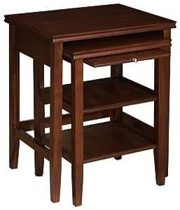 Shelburne Cherry 2-Piece Nested Tables