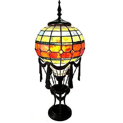 "Chloe Lighting CH15692GM11-TL1 Rozier Tiffany-Style 1 Table Lamp 11"" Shade 1 Light"
