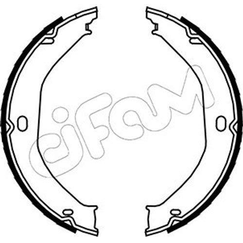 CIFAM 153-360 Bremsbacken /& Zubeh/ör