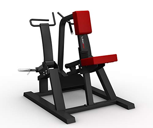 Bodykore Plate Loaded Commercial Seated Row -Back Builder- Stacked Series- Commercial Fitness Equipment- GR802