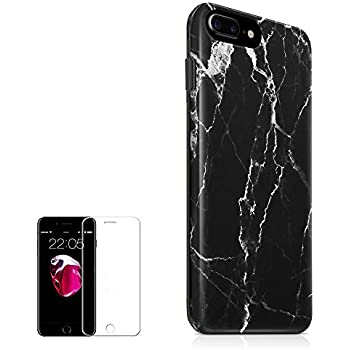 white marble iphone 8 plus case