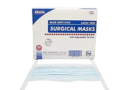 sterile surgical mask