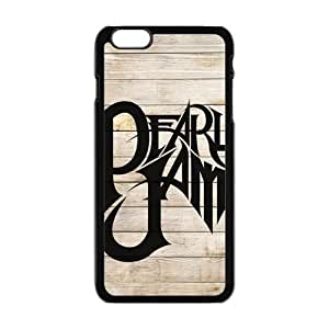 Cool Painting pearl jam Phone Case for Iphone 6 Plus