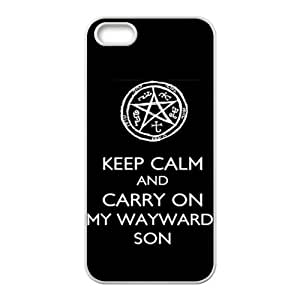 devil's trap Phone high quality Case for iPhone 5S Case