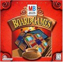 MILTON BRADLEY CLASSIC BOARD GAMES
