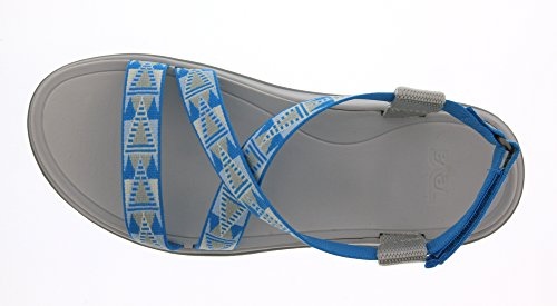 Sandalias Blue Blau Bleu Livia 585 Mujer Sandalias TevaTerra Azul Grey 8xw5qAUS