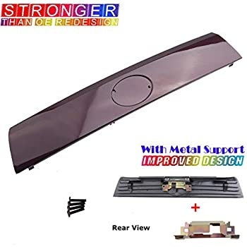 For 05-10 Scion TC 1E7 Silver Liftgate Tailgate Hatch Door Handle /& HARDWARE KIT DS11F7B 2005 2006 2007 2008 2009 2010