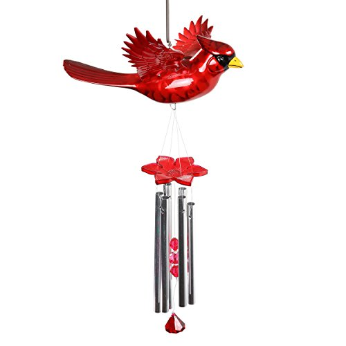 Chimes - WindyWings Red 12