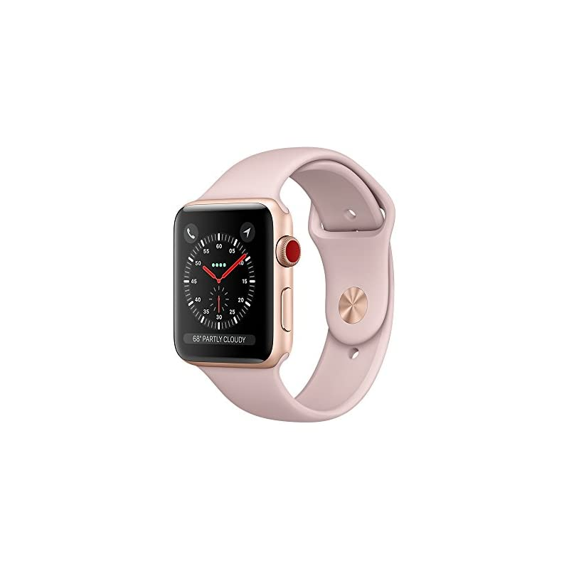 Apple Watch Series 3 - GPS+Cellular - Go