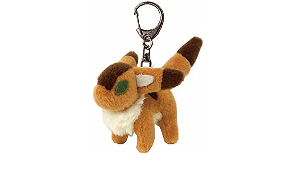 Amazon.com: Studio Ghibli Fox squirrel soft plush toy key ring: Toys & Games