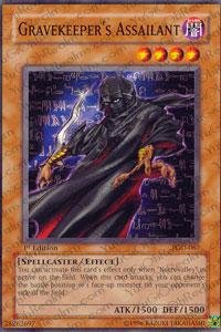Pgd 1st Edition (Yu-Gi-Oh! - Gravekeeper's Assailant (PGD-067) - Pharaonic Guardian - 1st Edition - Common)