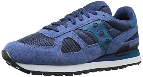 Men homme Shadow Baskets Bleu Saucony mode Original pqwEnTaf