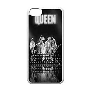 Diy Queen Cell Phone Case, DIY Durable Cover Case for iPhone 5C Queen