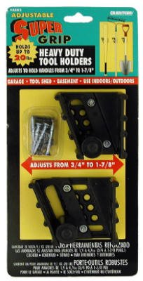 Lehigh Group/Crawford #ASG2 2PK Adjustable Tool Holder