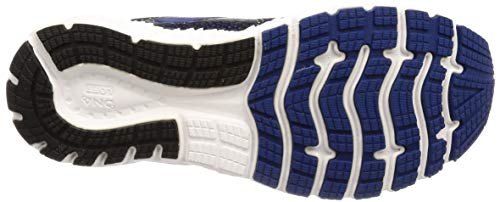 Running Zapatillas 050 Brooks Para De lime blue black Negro 16 Glycerin Hombre IwCCq74