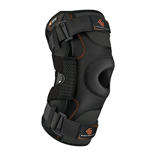 Shock Doctor 875 Ultra Knee Brace with Bilateral Hinges XXX-