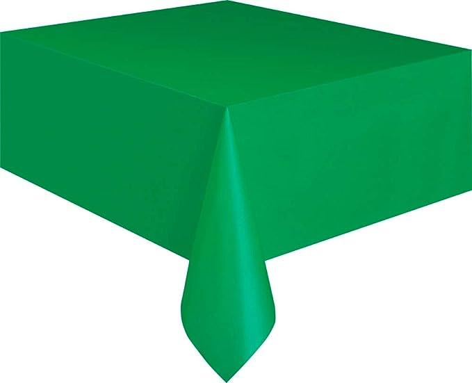 116 opinioni per Unique Party 5091- Tovaglia Plastificata Verde Smeraldo, 2,74 m x 1,37 m