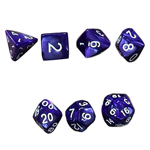 bleumoo-7pcs-set-trpg-games-dungeons-dragons-d4-d20-multi-sided-dices-lava-purple
