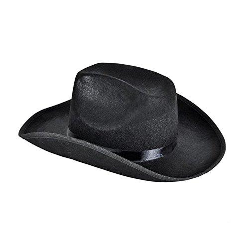 Black Cowboy Hat (Kids Black Cowboy Hat)