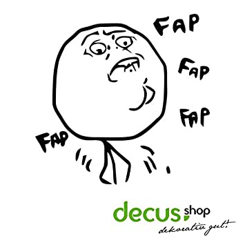 Meme fap fap fap l 2167 sicker decal jdm hq black