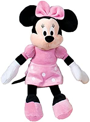 Play by Play Ousdy - Peluche Minnie Mouse de Disney 30cm Super ...