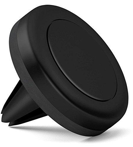 Soporte de Telé fono Mó vil para Ranuras de la Rejilla de Ventilació n Aire del Coche, Soporte Magné tico Montaje Sostenedor para Iphone 6 / 6 plus / 5 / 5S / 5C / 4 / 4S , Samsung Galaxy S6 / S5 / S4 / Note 4/3 , Google Nexus,